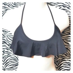Victoria secret flounce swin top   (G)